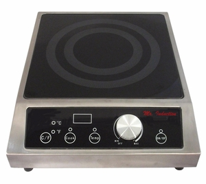 SPT-SR-652C-2700W Commercial Induction (Countertop) by Sunpentown