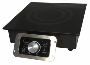 SPT-SR-652R-2700W Commercial Induction (Built-In) by Sunpentown