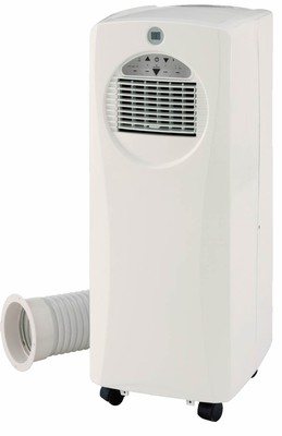 SPT-WA-1061H-Portable Air Conditioner with 10,000 BTU cooling and 9,500BTU heating by Sunpentown