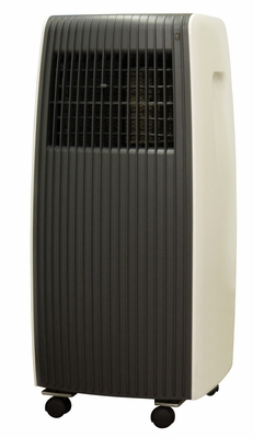 SPT-WA-1070E-Portable Air Conditioner with 10,000 BTU cooling and Self-Evaporating Technology by Sunpentown