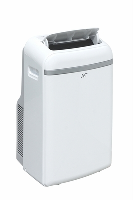 SPT-WA-1240H-Portable Air Conditioner with12,000 BTU cooling and 11,000 BTU heating by Sunpentown