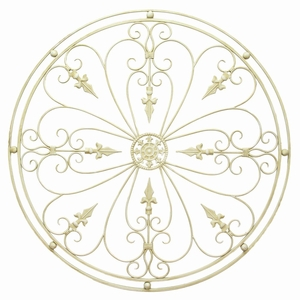 SHD-SHD0124 Antique  Medallion Wall Decor