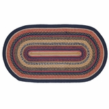 Stratton Jute Rug Oval 27x48
