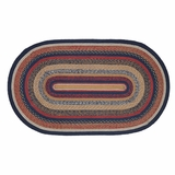 Stratton Jute Rug Oval 36x60