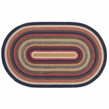 Stratton Jute Rug Oval 60x96