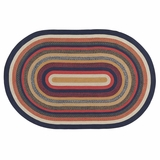 Stratton Jute Rug Oval 72x108