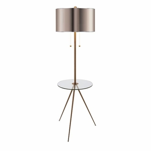 Stunning Largent Floor Lamp by IMAX