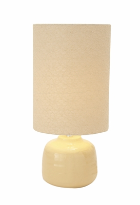 Stylish Contemporary Styled Ceramic Table Lamp - 40182 by Benzara