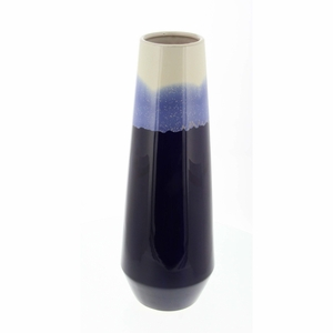 Sublime Ceramic Vase, Small - 59936 by Benzara