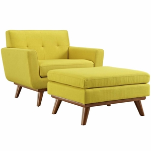 Sunny Engage 2 Piece Armchair and Ottoman
