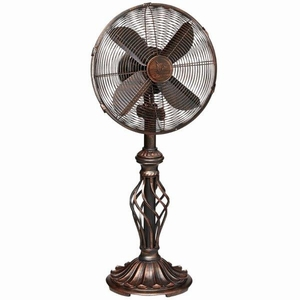 Table Fan - Prestige Rustica