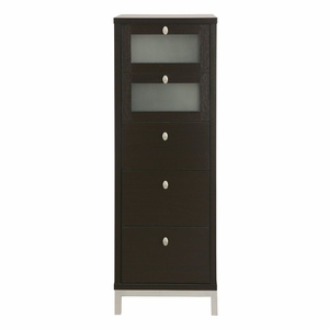 Tallulah 5-Drawer Contemporary Chest