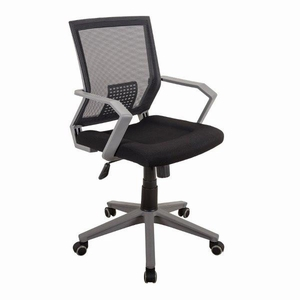 Techni Mobili Rolling Mesh Office Task Chairw/ Arms