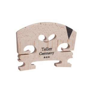 Teller Germany V Insert Semi Fitted Violin Bridge