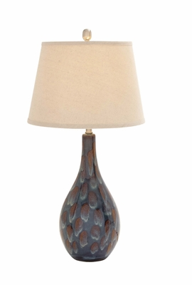 The Lovely Ceramic Table Lamp - 97342 by Benzara