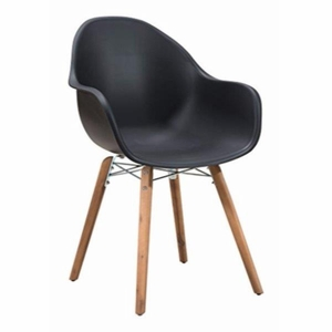 Tidal Dining Chair Black