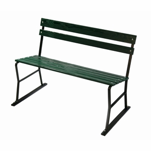 Traditional Looking Garden Style Bench by Algoma
