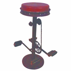 Trendy and Modish Pedal Stool by Yosemite Home decor