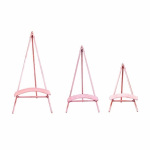 Trendy Metal Easel by Benzara