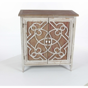 Well Built Wood Cabinet - 84336 by Benzara
