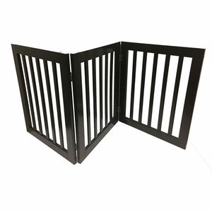 Pet Gate in Wood By Urban Port