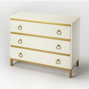 Butler White Accent Chest