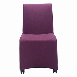 WHITTLE DINING CHAIR PURPLE