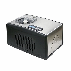 Whynter Ice Cream Maker - Stainless Steel WYT-ICM-15LS