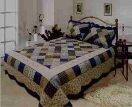 Handmade Queen Size Quilts with Free Shipping at Wildorchidquilts.Net : cotton quilts queen size - Adamdwight.com