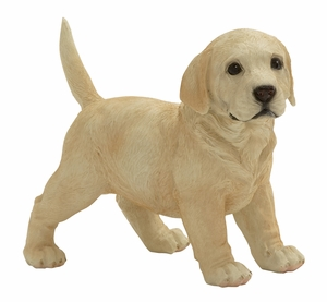 Wonderfully Designed Dog Figurine - 76638 by Benzara