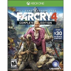 XB1 Far Cry 4 Complete Edition