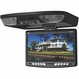 XO VISION 9in OVERHEAD LCD DVD/FM/USB/SD