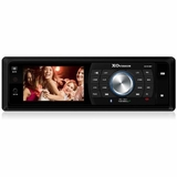 XO Vision XO1918BT 3-Inch Widescreen DVD Receiver with Bluetooth