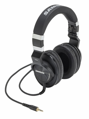 Z55 Closed Back Over-Ear Professional Reference Headphones - SAZ55 by Samson