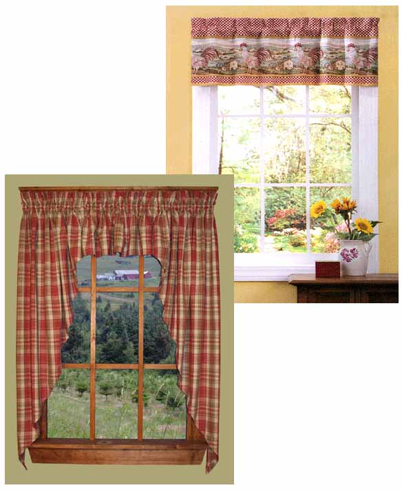 Kitchen Curtains Window Treatments Bed Mattress Sale
