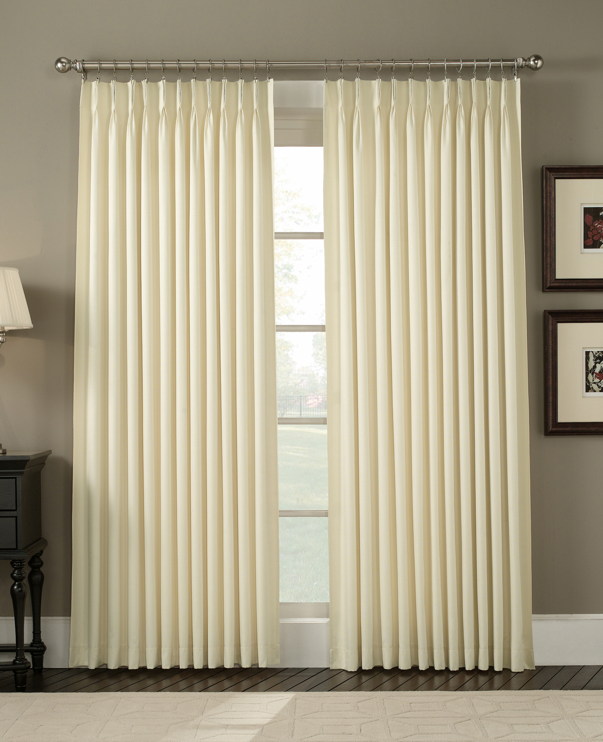 Curtains And Window Treatments 2017 Grasscloth Wallpaper
