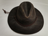 Brown Weathered Cotton Outback Hat