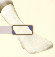 Light Diabetic Care Socks in Cotton
