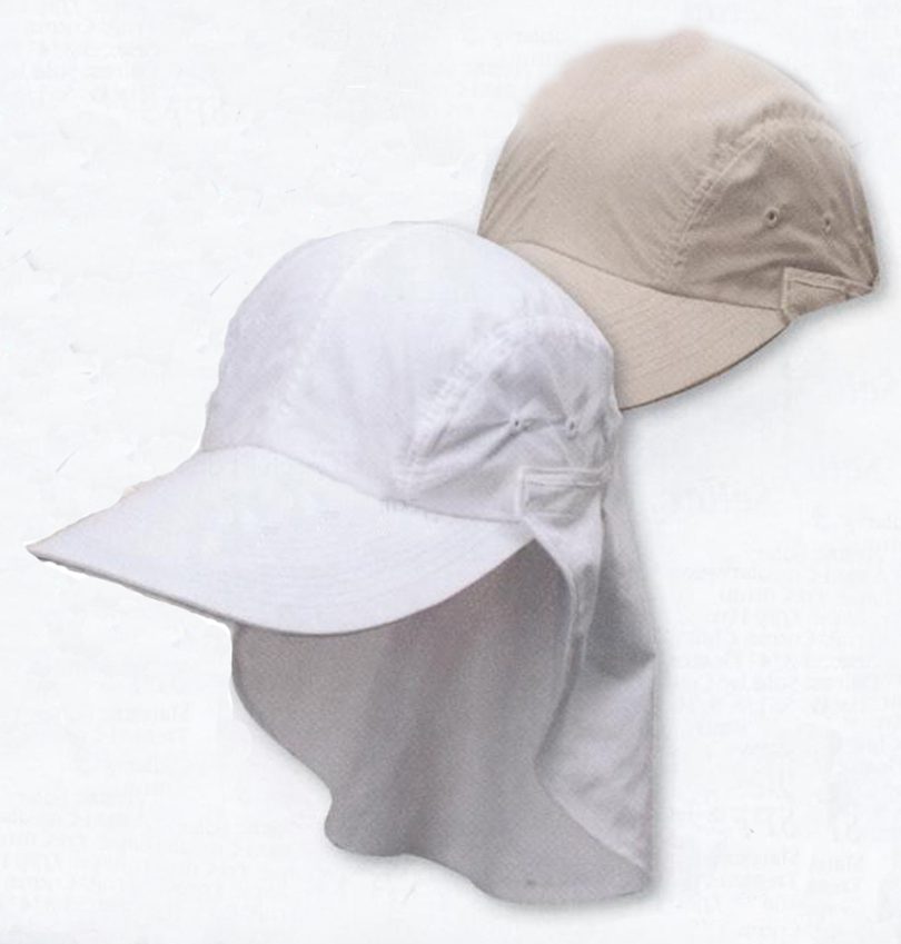 69779a511d2 Removable Flap Baseball Cap for Men One Size that fits Small to Large  Color  Khaki