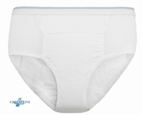 1 Pack CareActive Mens Incontinence Briefs