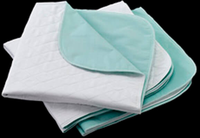 Bed Pads Reusable with Cotton Top  35x23 inches
