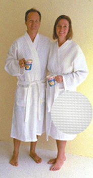 Waffle Robes 100% Cotton