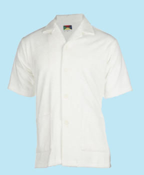 Weekender Cabana Shirt with Buttons