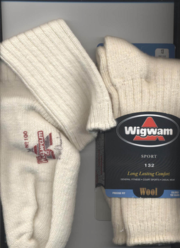 Wigwam Sport Wool Socks in 63% Wool