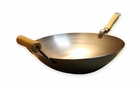 Carbon Steel Wok w/ Side Handle