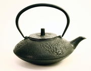 Castiron Tea Pot (Black)