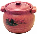 ceramic cooking pots
