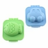 Egg Molds Set - Fish and Car