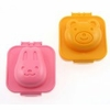 Egg Molds Set - Rabbit or Bear Faces