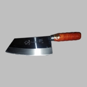 Kin Lih Rounded Carbon Steel Cleaver